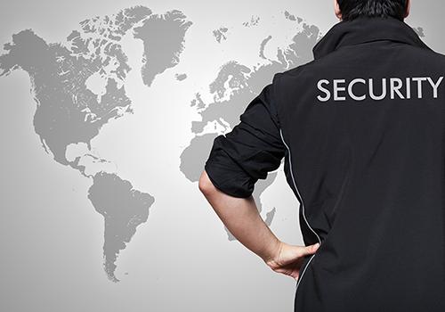 Schutz und Sicherheit